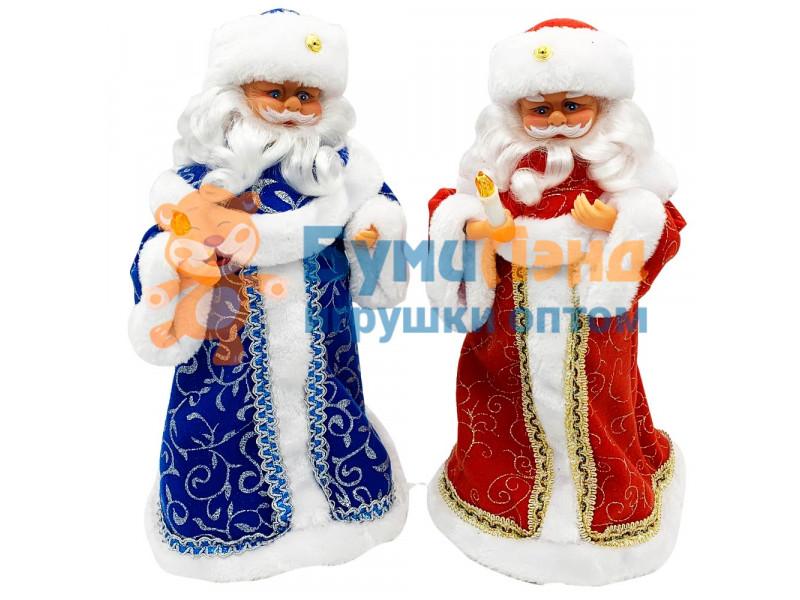 Дед Мороз музыкальный, 41 см