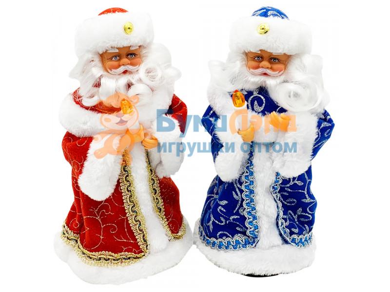 Дед Мороз музыкальный, 31 см