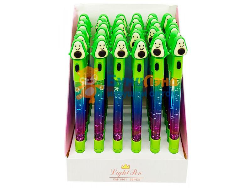 Ручка светящаяся Авокадо