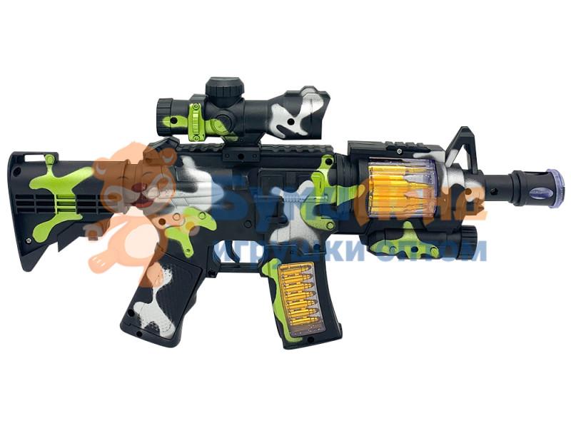Детская музыкальная винтовка, хаки