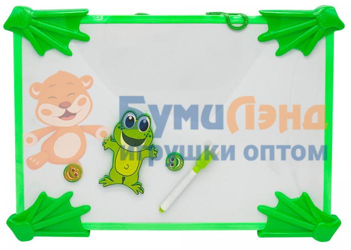 Доска для рисования с маркером пиши-стирай, 2XL