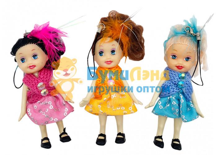 Кукла - брелок, 12 шт
