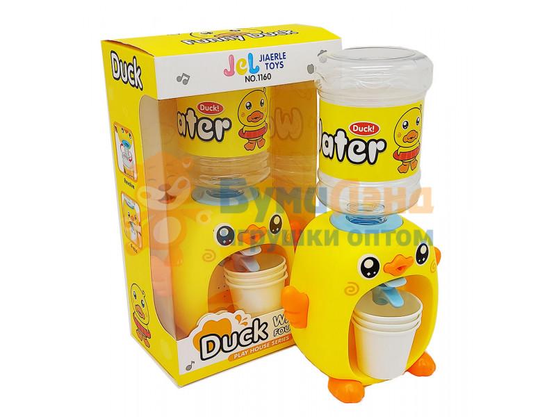 Кулер для воды детский, жёлтый