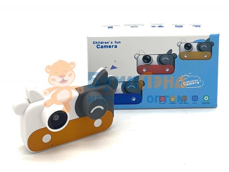 Детский фотоаппарат Коровка