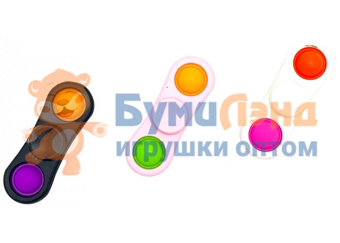 Симпл Димпл + спиннер, duo