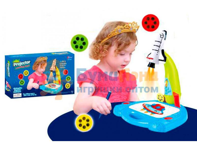 Детский проектор со столиком, 2XL