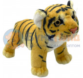 Мягкая игрушка Тигр, 33 см