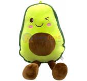 Мягкая игрушка Авокадо с ножками, 60 см