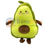 Мягкая игрушка плюшевое Авокадо, 60 см