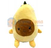 Мягкая игрушка плюшевое Авокадо, brawn, 60 см