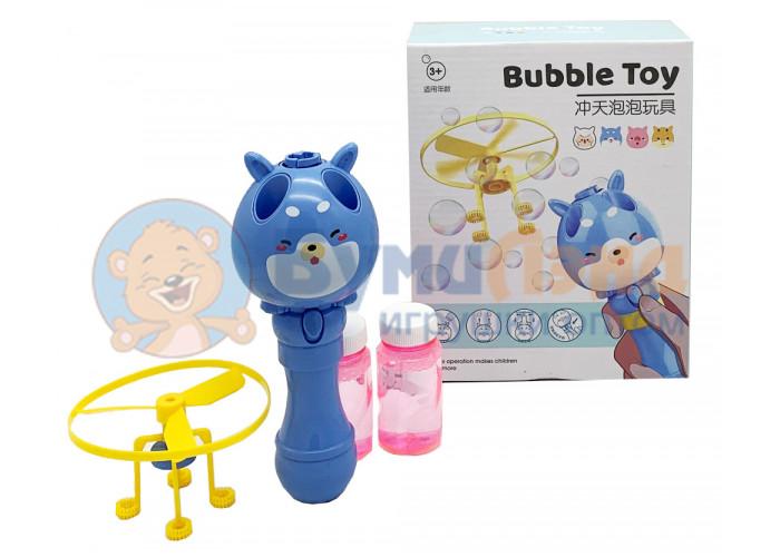Мыльные пузыри с игрушкой