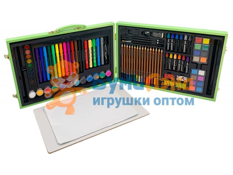 Набор для рисования в кейсе