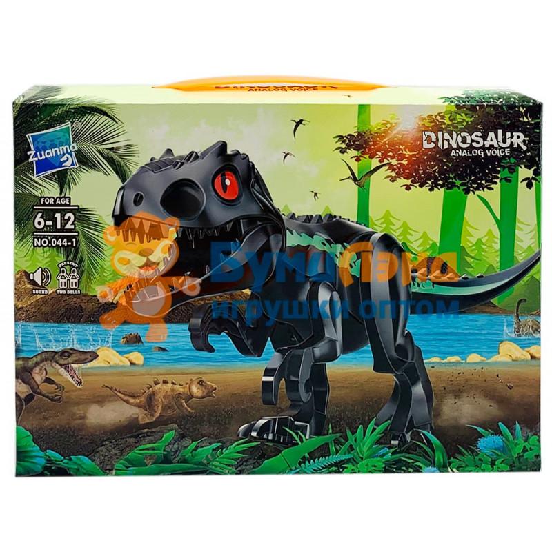 Конструктор Динозавры 044, 2 вида