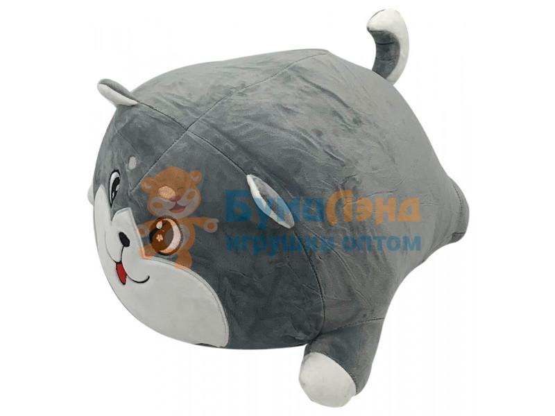 Мягкая игрушка - подушка Круглый котик