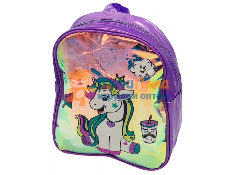 Детский рюкзак прозрачный, в ассортименте