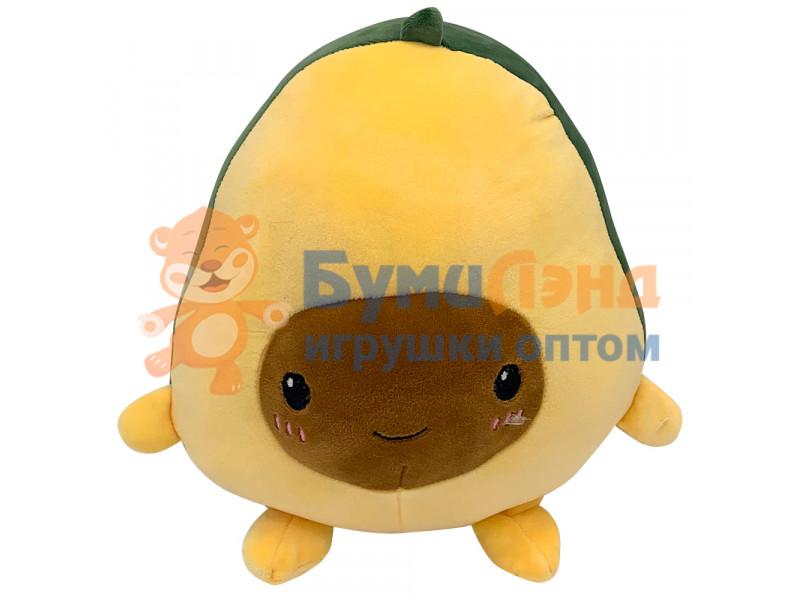 Мягкая игрушка Авокадо, 28 см