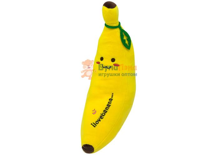 Мягкая игрушка Банан, 36 см
