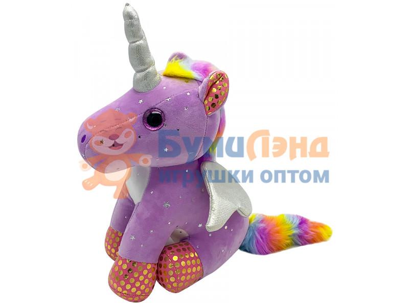 Мягкая игрушка Единорог, 35 см