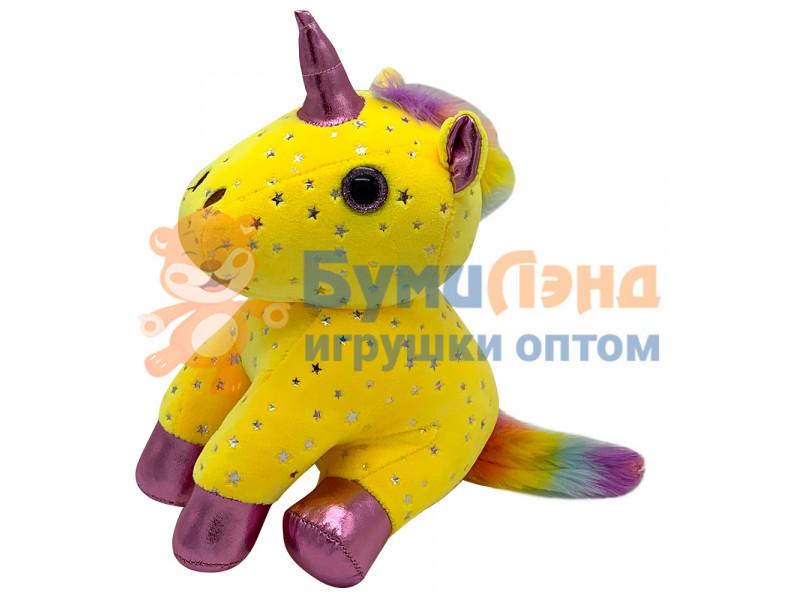 Мягкая игрушка Единорог, 28 см