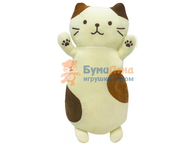 Мягкая игрушка - подушка Котик, 30 см