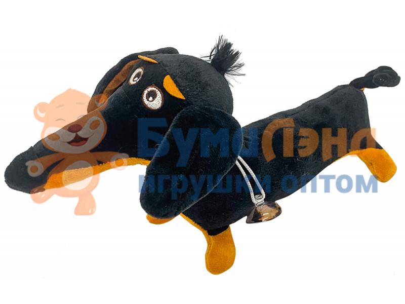 Мягкая игрушка Такса, 32 см