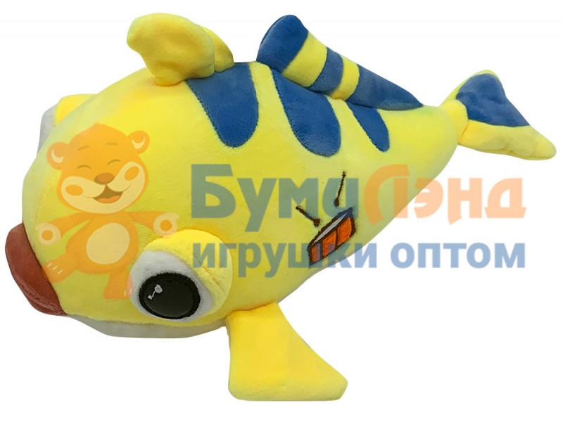 Мягкая игрушка, Рыбка, 30 см