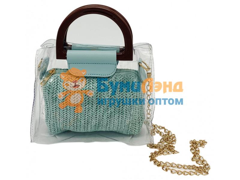 Детская сумочка прозрачная, в ассортименте
