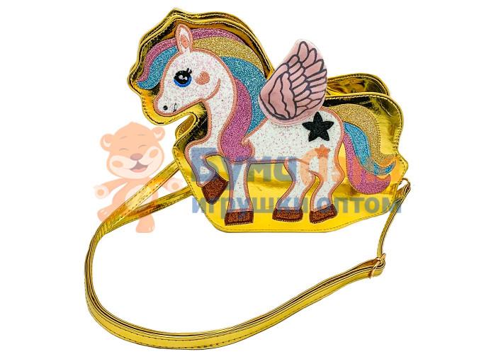 Детская сумочка с единорогом