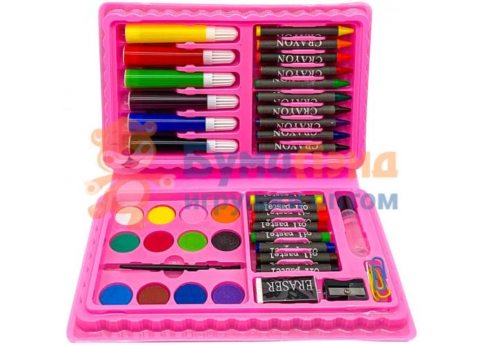 Набор для рисования для девочек, 42 предмета