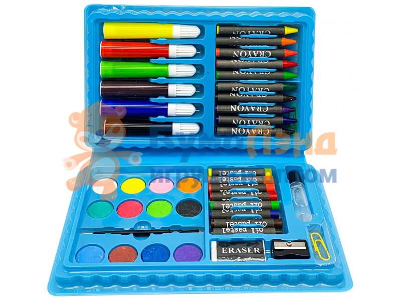 Набор для рисования для мальчиков, 42 предмета