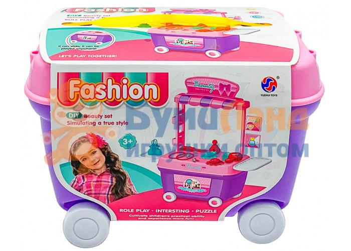 Игровой набор в кейсе для девочек