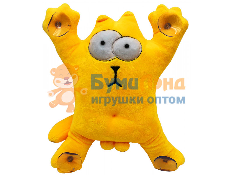 Мягкая игрушка Котик, 28 см
