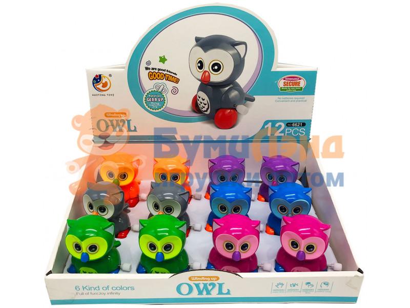 Заводная игрушка Сова