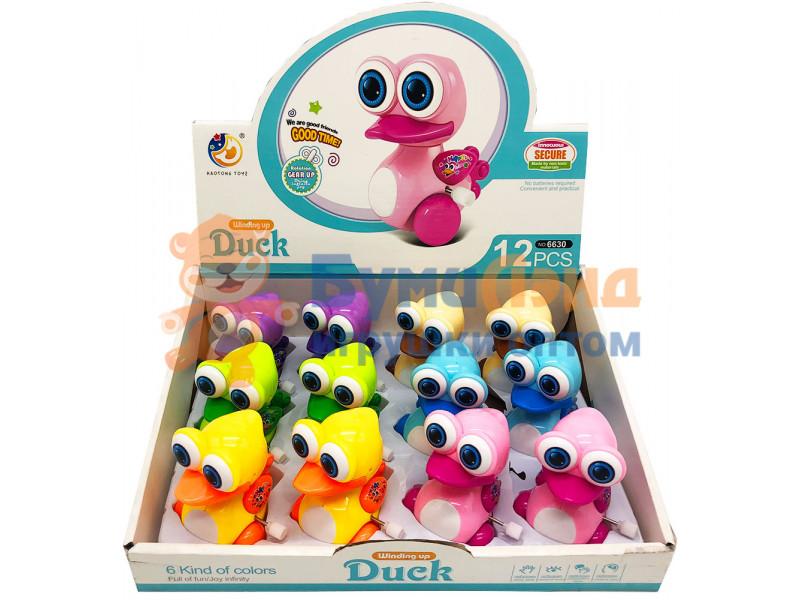 Заводная игрушка Утка