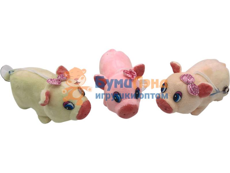 Свинка на присоске