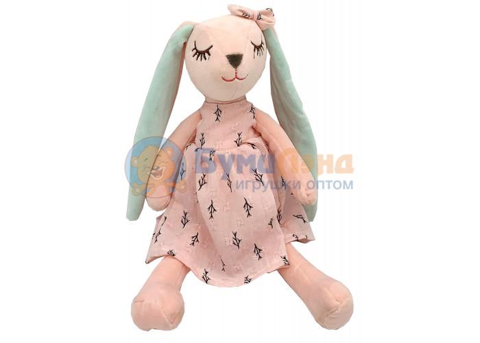 Мягкая игрушка Зайчик в платье
