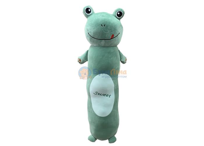 Мягкая игрушка - подушка Лягушка 100 см