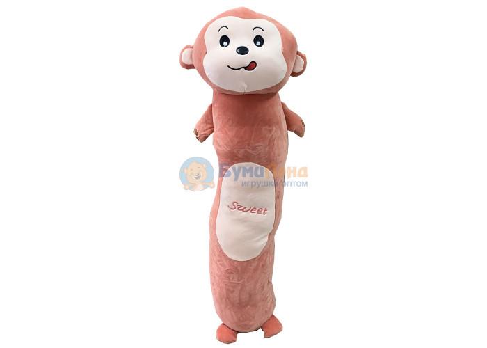 Мягкая игрушка - подушка Обезьянка 100 см