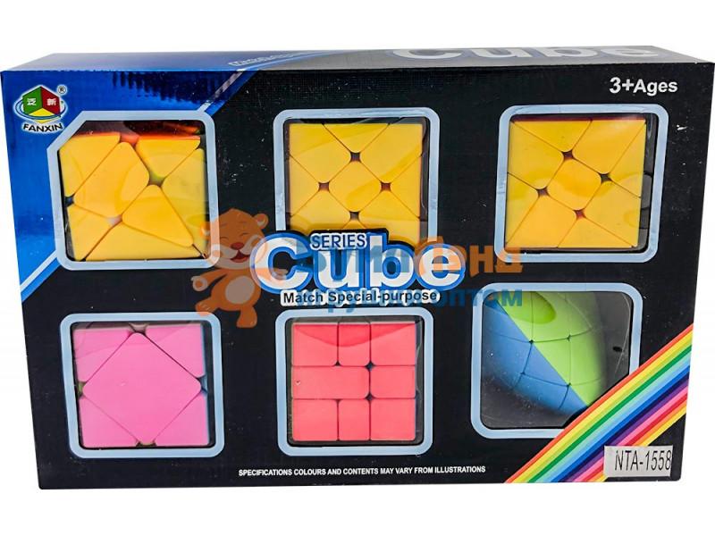 Набор из 6-ти кубиков