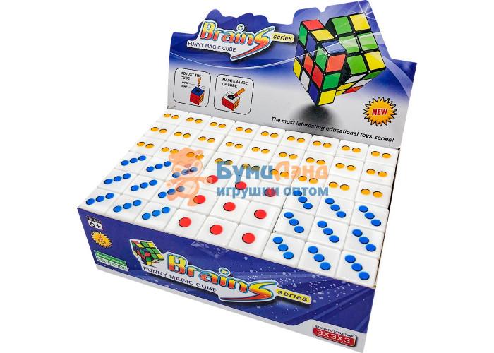 Кубик Рубика, домино