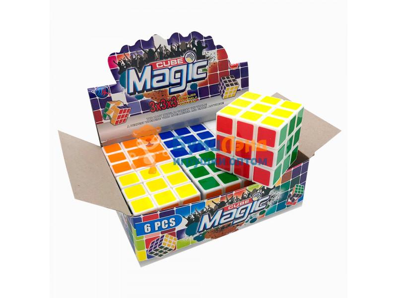 Кубик рубика стандартный