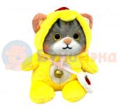 Мягкая игрушка Котёнок пупсик