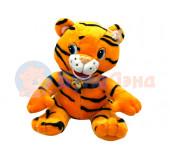 Музыкальный тигр, 26 см, микс