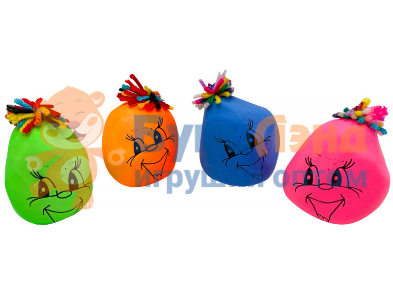 Игрушка - антистресс, Мучной шарик