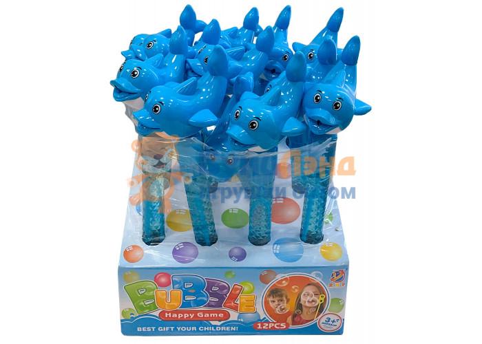 Большие мыльные пузыри, Дельфины, 12 шт