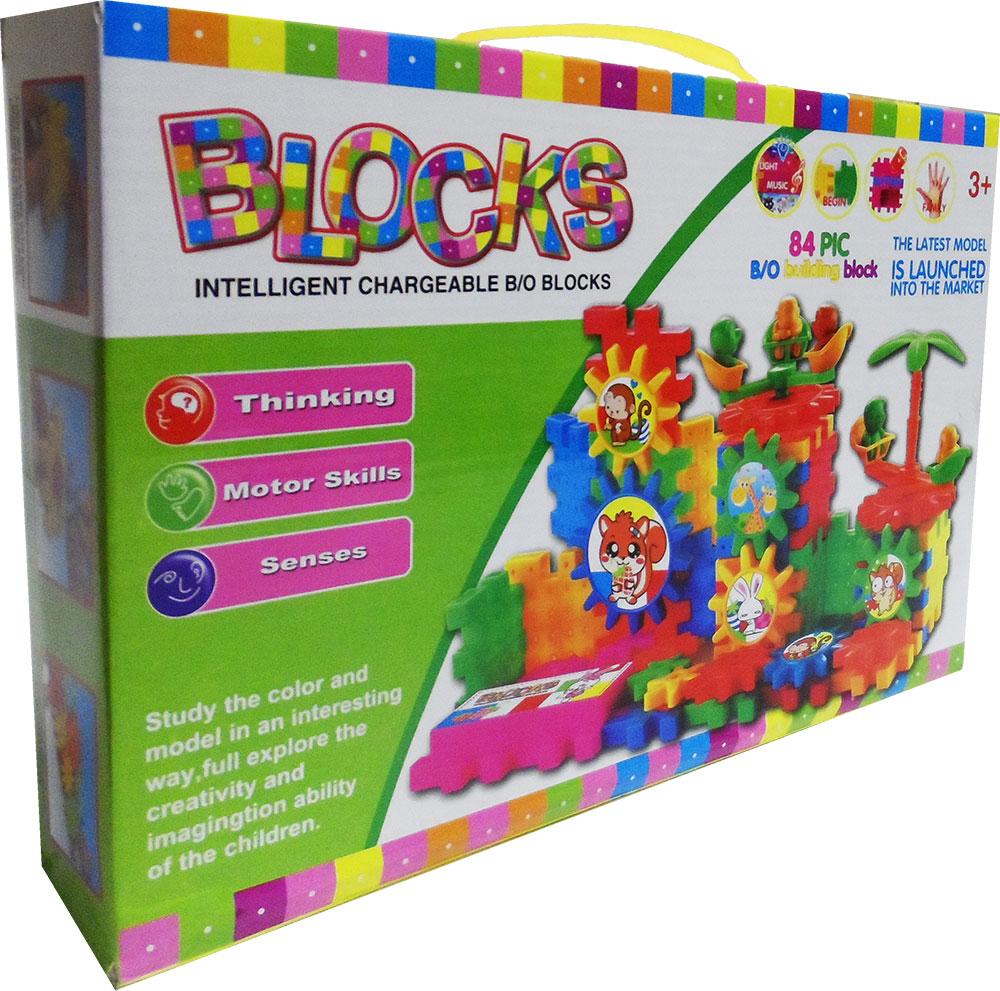 Конструктор Funny Blocks XL MF002946ZNHY049A